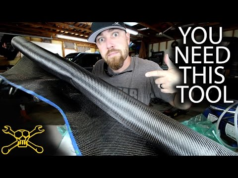 You Need This Tool - Episode 37 | Tools For Making Carbon Fiber