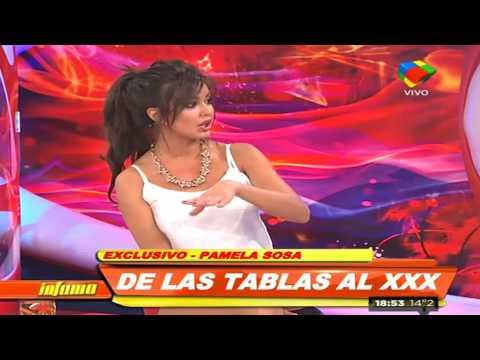 Pamela Sosa, de las tablas a la tele para adultos