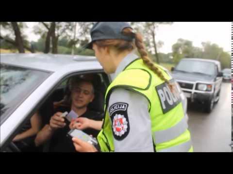 Policijos reidas Panevėžio rajone
