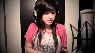 Me Singing   I Won t Give Up  by Jason Mraz - Christina Grimmie Cover High)