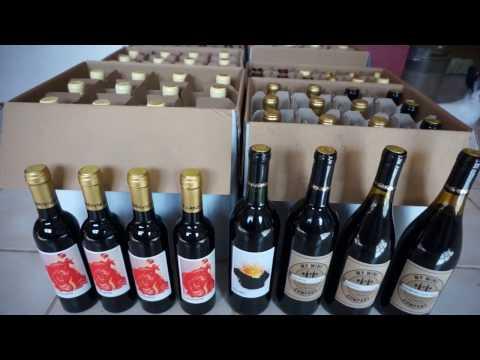 "Home Winemaking: Chilean ""Bordeaux"" Blending Project"