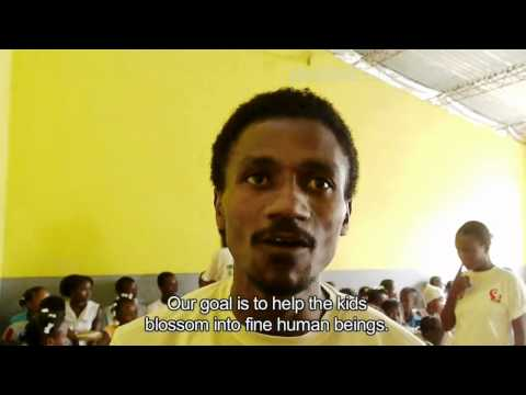 Inside Disaster: FAD - A Charity Run by Haitian Youth [HD]