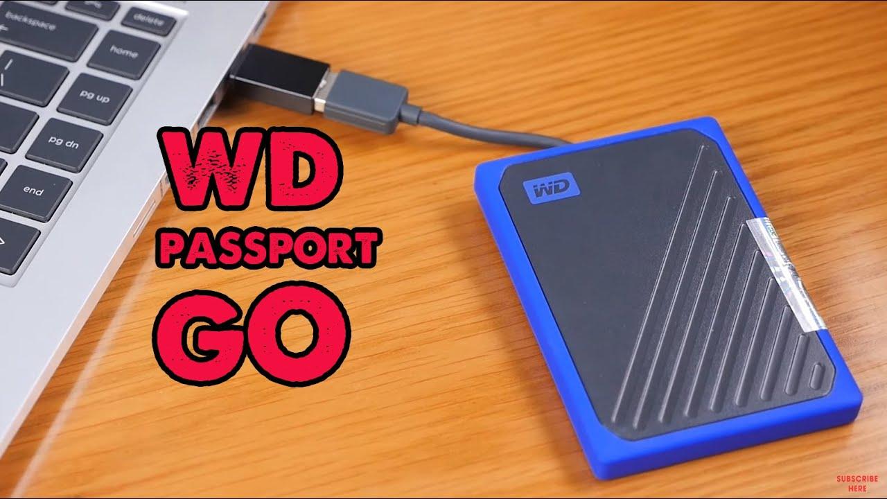 Đánh giá WD Passport Go – Ổ cứng SSD di động tiện lợi!