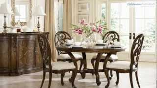 Jessica Mcclintock Couture Round Dining Room Collection From American Drew