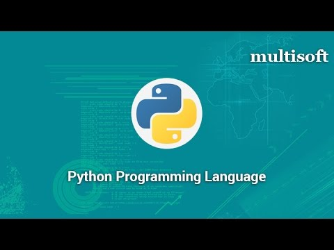 Python Programming Online Certification Training | Multisoft Virtual Academy