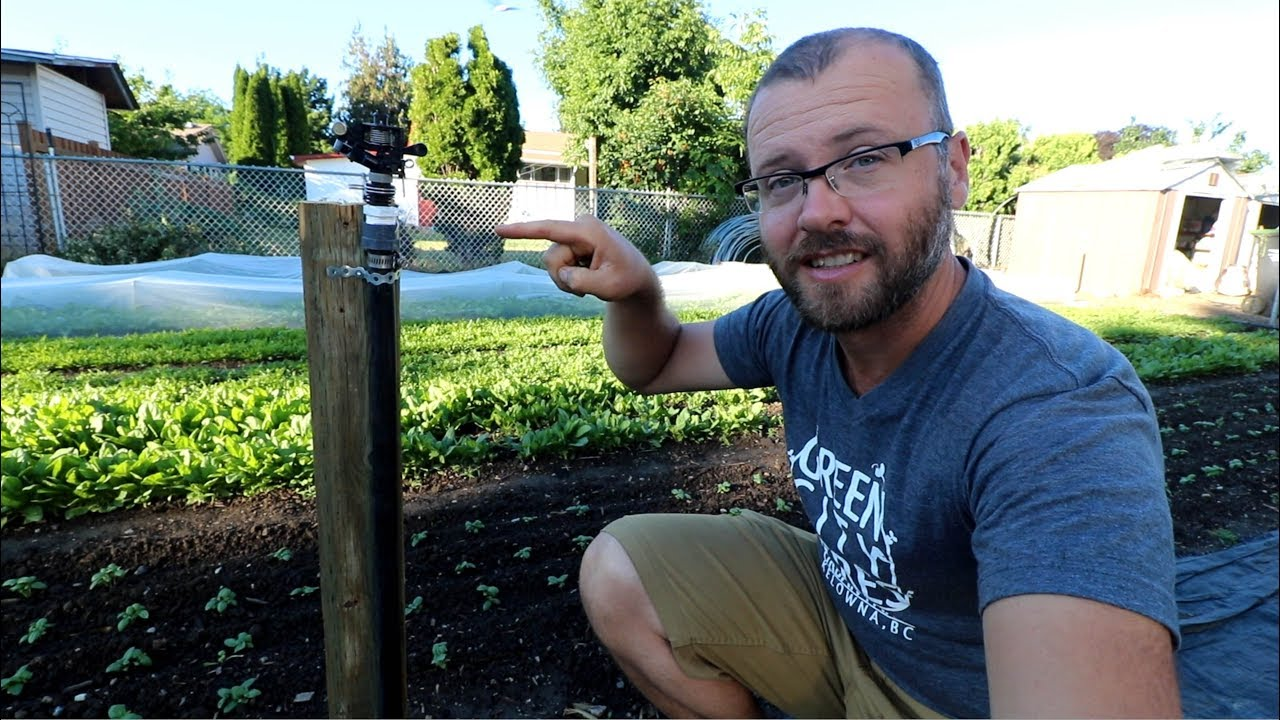 how to install add a zone to drip irrigation