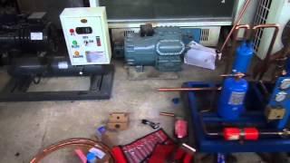 Máy lạnh công nghiệp Maneurop