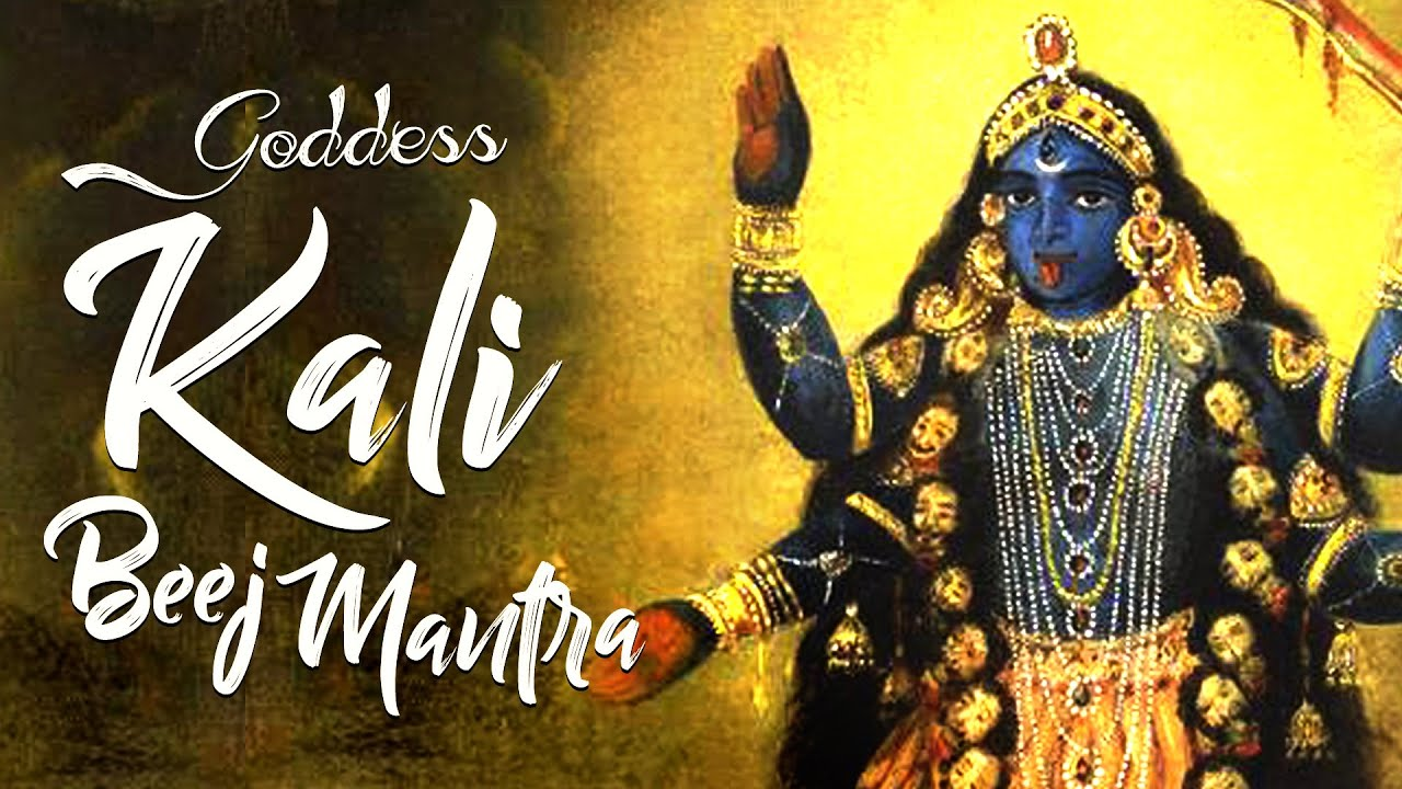 Powerful Devi Kali Mantra Jaap | Kali Beej Mantra | Om Krim Kalikaye Namah | Kali Vedic Mantra Jaap