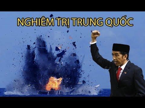 Download Tin mới nhất Tối 16/9: Bất ngờ Indonesia hành động lạnh lùng rằn mặt T.Q trên biển Đông
