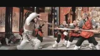 Baddest Fight Scenes EVER! - Shaolin Intruders