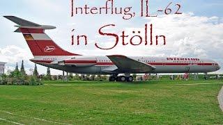 INSIDE Interflug IL-62 [DDR-SEG] @ Stölln, 2015 - 1080p fullHD