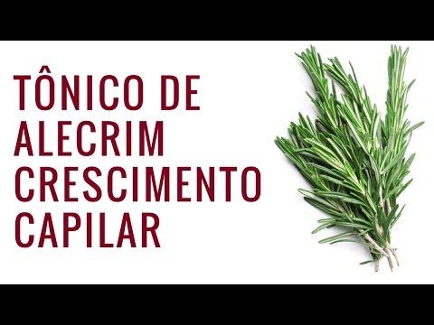 TÔNIC♥ DE ALECRIM QUE AUXILIA NO CRESCIMENTO CAPILAR/por DEBBY SERRA