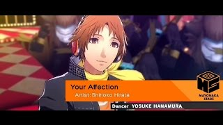 Persona 4: Dancing All Night (JP) - Your Affection (NORMAL) Playthrough [Vita]