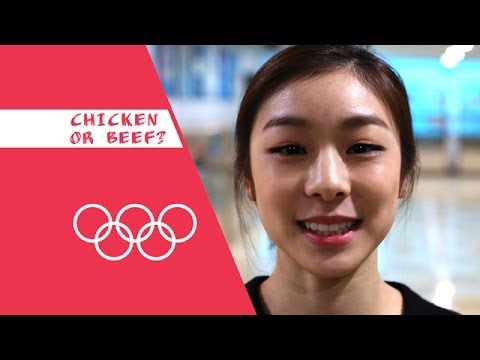 Chicken Or Beef? Ft. Yuna Kim