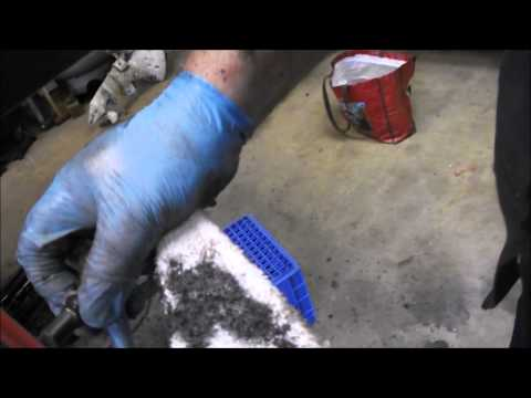 DIY Part Hyundai Elantra transmission & engine swap 1 of 3 Removing the engine & trans from donor