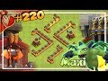 MAXI EPISODIO ! Volanò MAXATO !! (Lv.6) Dual Maxing | Clans of clans #220 [ITA]