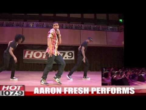 SSS :: AARON FRESH PERFORMS