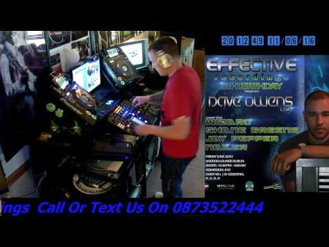 'The Wizzard' Gavin Kinsella on KickstreamTV with DJ Derek 'Red' O'Sullivan
