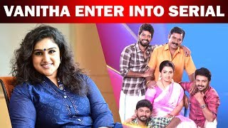Bigg Boss Vanitha enters into serial as Villi