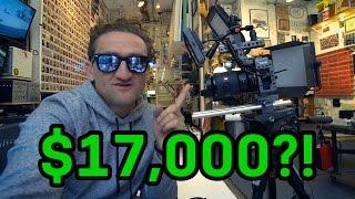 Casey Neistat's $17,000 Vlogging Setup 2017 - Sony Alpha