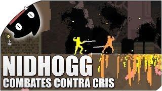 Nidhogg - Duelos y diversión contra Naishys
