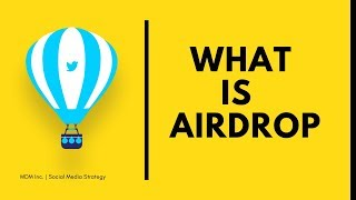 What is Airdrop & Earning Ways From CryptoCurrency #P-1