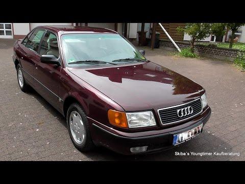 Audi 100 2.3 E Typ C 4 im Sammlerzustand---ein Zustandsbericht
