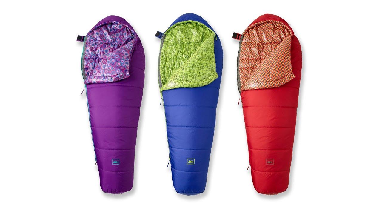Rei Gifts Kindercone Sleeping Bag
