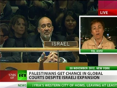 'UN vote anti-Israeli, we need to go hand in hand to peace with Palestine' Travel Video