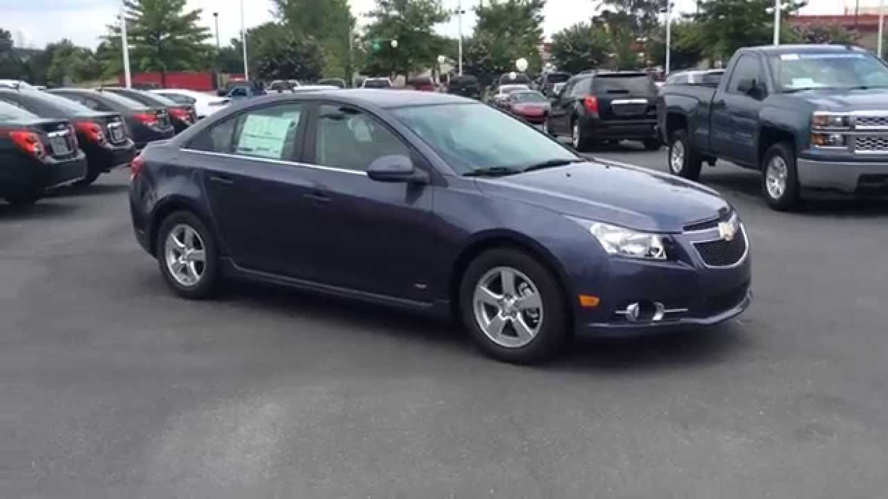 Cruze 2013 chevy cruze ltz for sale : 2014 Chevrolet Cruze LT Atlantis Blue RS, Burns Chevrolet Cadillac ...