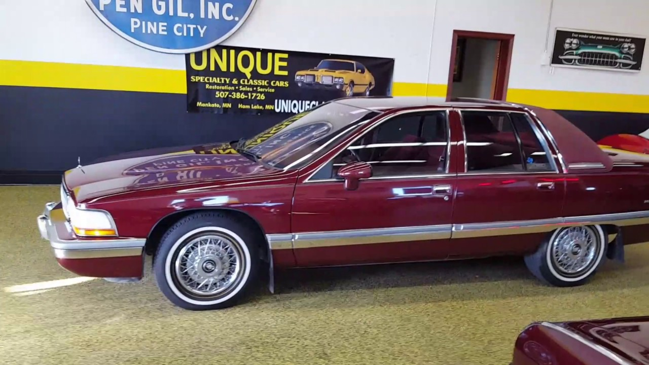 1992 Buick Roadmaster >> 1992 Buick Roadmaster Limited for sale - YouTube