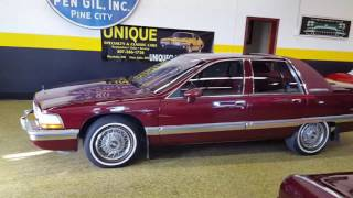 1992 Buick Roadmaster Limited for sale