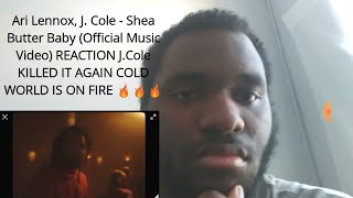 Ari Lennox, J. Cole - Shea Butter Baby (Official Music Video) REACTION