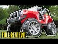 THE COOLEST RIDE ON JEEP YET! by Best Choice Products (FULL REVIEW)