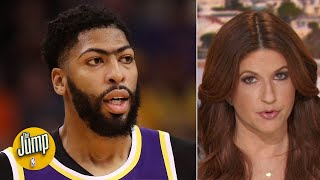 Now is the time for Anthony Davis to sit out (a little) - Rachel Nichols | The Jump