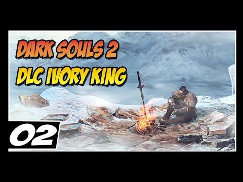 Dark Souls 2 - DLC Crown of Ivory King: Parte 2 - BOSS Invisível!! Num Pode Se O_O