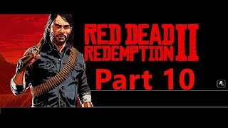 Red Dead Redemption 2 Chapter 4 Walkthrough Part 10