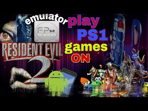 How To Download And Play Ps1 Games On Fpse For Android