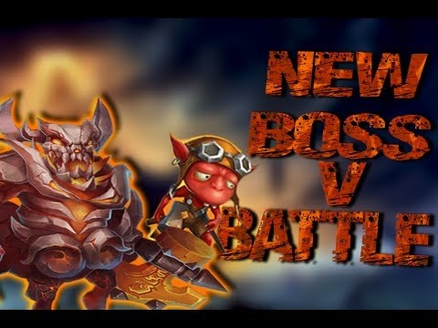 How To Do Boss 5 In Castle Clash For Low Might Guide !!!