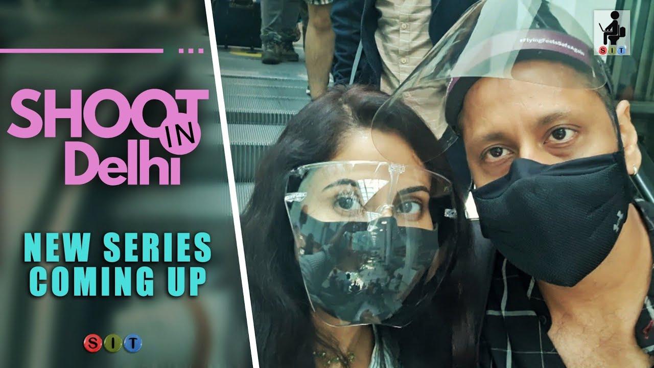 A SHUBH RATRI | Mini Series | The Making | Chhavi – Mohit's Vlogbook