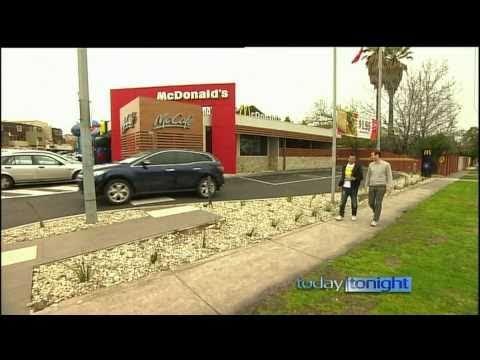 Ruslan Kogan on Today Tonight: McDonald's Job Application (17/09/2010)