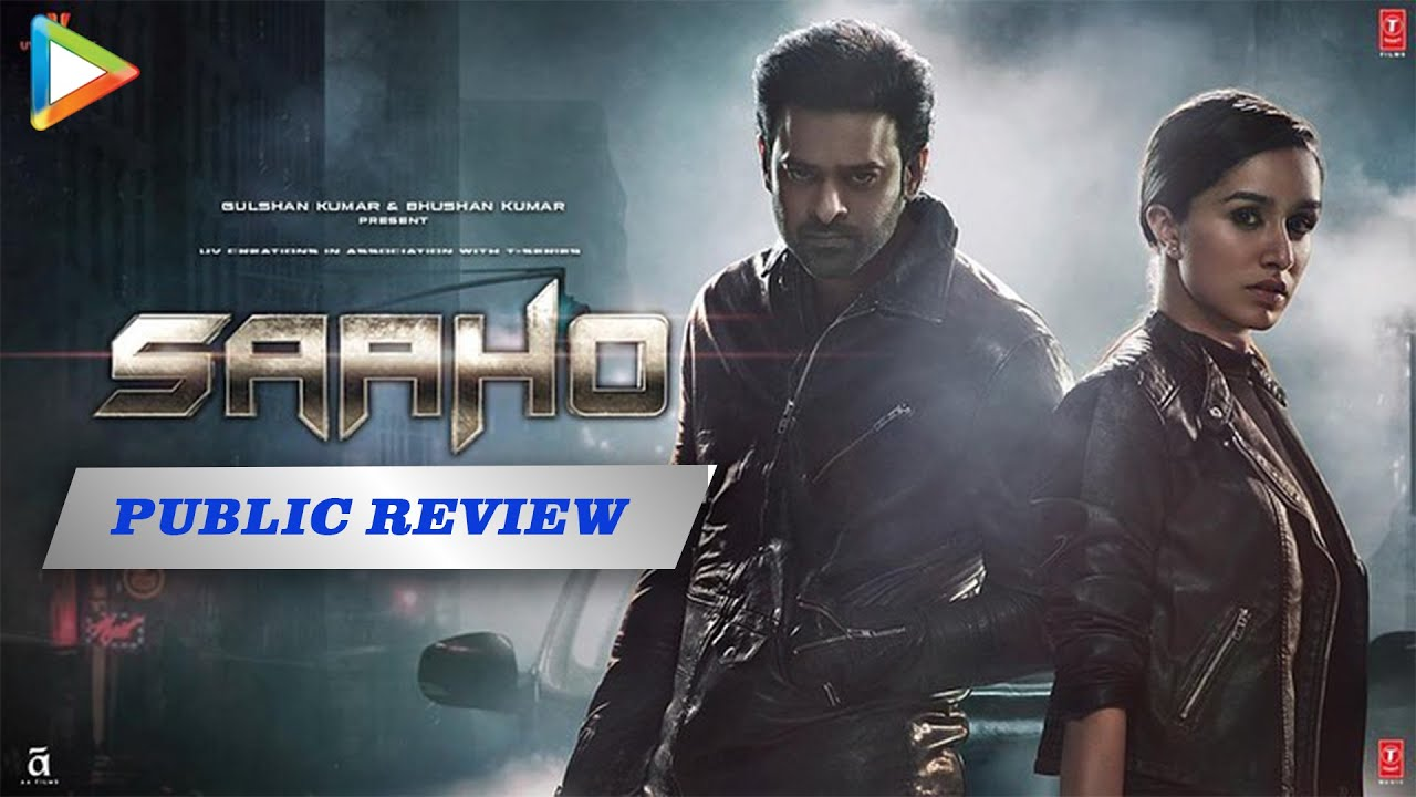SAAHO REVIEW | Prabhas | Shraddha Kapoor | Public Review | FDFS