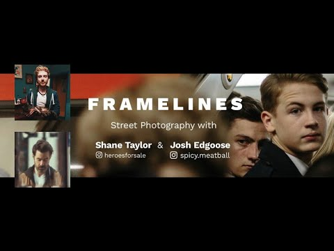 Live Chat with FRAMELINES (Shane Taylor & Josh Edgoose)