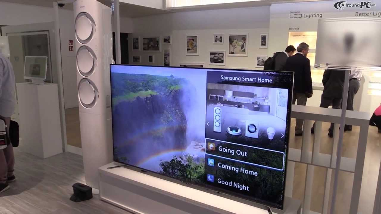 samsung smart home ifa 2013 youtube. Black Bedroom Furniture Sets. Home Design Ideas