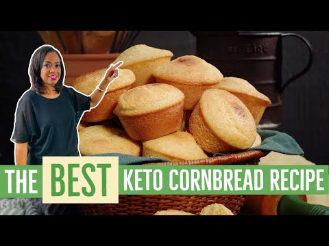 the-best-keto-cornbread-recipe---quick,-easy-&-delicious