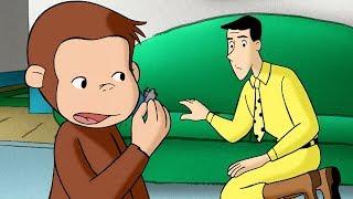 George o Curioso  George e o Homem do Chapéu Amarelo Melhores Momentos Juntos   Desenhos Animados