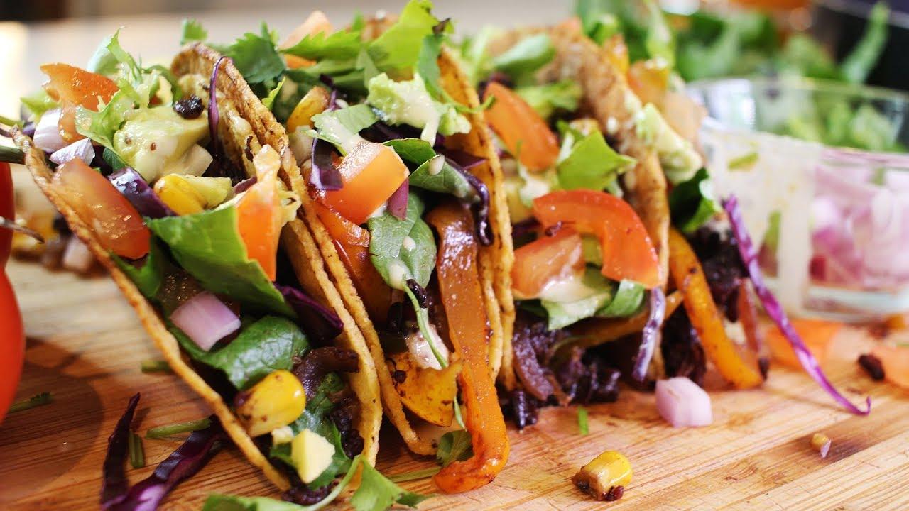 Ultimate Vegan Taco Recipe