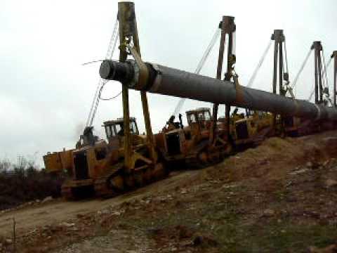 pipeline Grecia  Aleksandrupoli