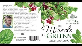 the miracle of greens how greens and wild edibles can save your life