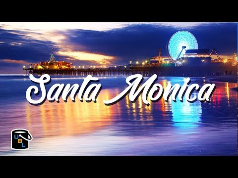 Santa Monica Pier & Venice Beach California